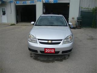 Used 2010 Chevrolet Cobalt LT w/1SB for sale in London, ON
