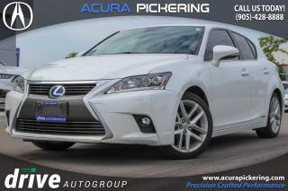 Used 2014 Lexus CT 200h Hybrid|Bluetooth|Heated/Power Seats for sale in Pickering, ON