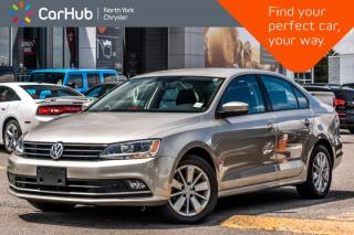 Used 2015 Volkswagen Jetta Sedan Comfortline TDI|Keyless_Go|Sat|Bluetooth|Backup_Cam for sale in Thornhill, ON