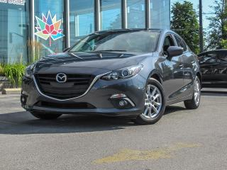 Used 2015 Mazda MAZDA3 GS MOON ROOF for sale in Scarborough, ON