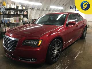 Used 2013 Chrysler 300 S*V6*LEATHER SEATS*NAVIGATION*REMOTE START*8.4 UCONNECT TOUCH SCREEN*20 HELO AFTERMARKET RIMS/LIKE NEW ANTARES COMFORT A5 TIRES*BACK UP CAMERA*PANORA for sale in Cambridge, ON