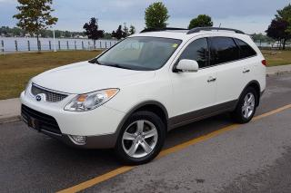 Used 2011 Hyundai Veracruz Limited - DVD Entertainment for sale in Pickering, ON