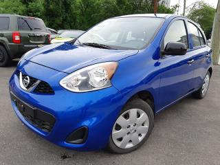 Used 2015 Nissan Micra S for sale in Dundas, ON