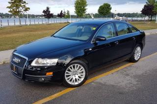Used 2008 Audi A6 4.2 AWD - Rare / stunning combination for sale in Pickering, ON