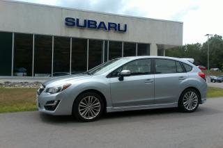 Used 2015 Subaru Impreza 2.0i w/Sport & Tech Pkg for sale in Minden, ON