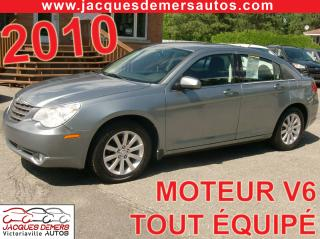 Used 2010 Chrysler Sebring Touring for sale in Victoriaville, QC