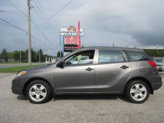 Used 2004 Toyota Matrix XR / AUTO / AC / ACCIDENT FREE/ SERVICE HISTORY for sale in Newmarket, ON