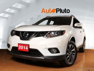 Used 2014 Nissan Rogue SL for sale in North York, ON