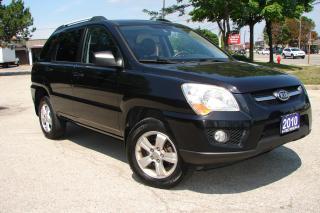 Used 2010 Kia Sportage LX for sale in Mississauga, ON