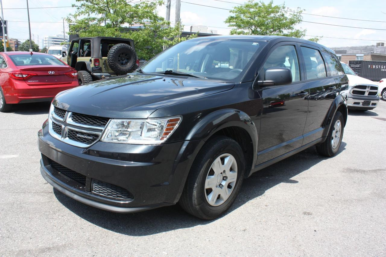Photo of Black 2012 Dodge Journey