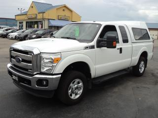 Used 2015 Ford F-250 XLTSuperCab 4X4 6.2L 6ft Box for sale in Brantford, ON