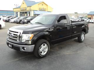 Used 2011 Ford F-150 XLT RegCab 3.7L 8ft Box for sale in Brantford, ON
