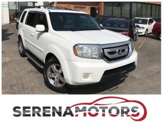 Used 2009 Honda Pilot EX-L | DVD | 8 PASS. | BACK UP CAM | NO ACCIDENTS for sale in Mississauga, ON
