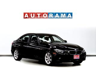 Used 2014 BMW 320i NAVIGATION LEATHER  4WD for sale in Toronto, ON