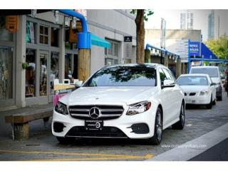 Used 2017 Mercedes-Benz E-Class E400 4MATIC for sale in Burnaby, BC