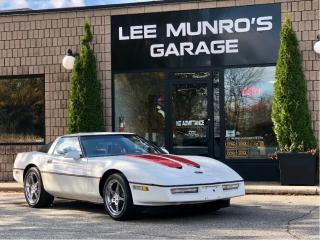 Used 1984 Chevrolet Corvette 2Dr Coupe for sale in Paris, ON