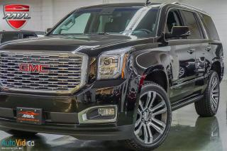 Used 2018 GMC Yukon Denali -LEASE ONLY- for sale in Oakville, ON