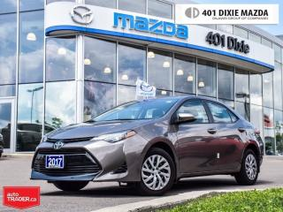 Used 2017 Toyota Corolla LE, ONE OWNER, HEATED SEATS, for sale in Mississauga, ON