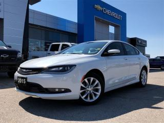 Used 2015 Chrysler 200 - for sale in Barrie, ON