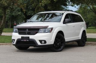 Used 2014 Dodge Journey SXT Blacktop*8.4Screen*19 Wheels*SUPER CLEAN for sale in Mississauga, ON