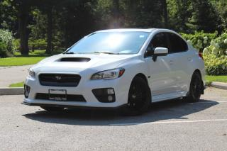 Used 2015 Subaru WRX Sport-tech Package*Sunroof*CERAMIC Tints*FULLY JAM for sale in Mississauga, ON