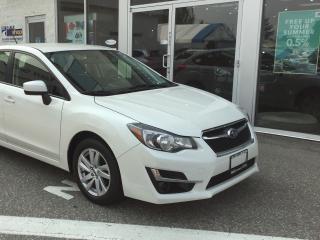 Used 2016 Subaru Impreza 2.0i w/Touring Pkg for sale in Vernon, BC