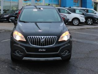Used 2016 Buick Encore 1.4l Turbo Awd for sale in Québec, QC