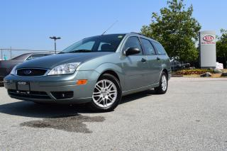 Used 2006 Ford Focus ZXW PL/PW/AUTO for sale in Coquitlam, BC