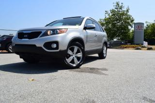 Used 2013 Kia Sorento EX ROOF/LEATHER/HS/AWD/7SEAT for sale in Coquitlam, BC