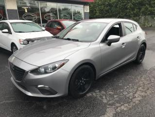 Used 2015 Mazda MAZDA3 HB Sport GS ***1-2-3-4 CHANCES CREDIT*** for sale in St-Eustache, QC