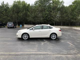 Used 2016 Buick VERANO  FWD for sale in Cayuga, ON