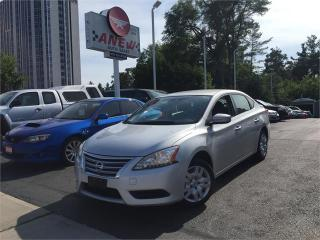 Used 2013 Nissan Sentra S for sale in Cambridge, ON