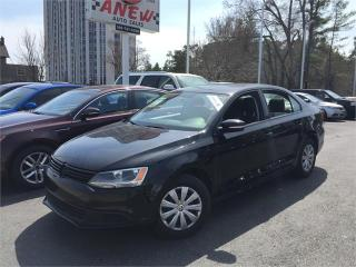 Used 2014 Volkswagen Jetta Sedan Trendline+ for sale in Cambridge, ON