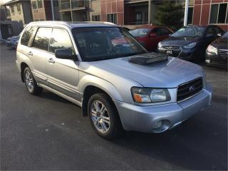 Used 2004 Subaru Forester XT w/Lthr for sale in Cambridge, ON
