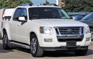 Used 2010 Ford Explorer Sport Trac LIMITED for sale in Etobicoke, ON