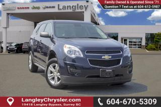 Used 2015 Chevrolet Equinox LS for sale in Surrey, BC
