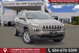 Used 2017 Jeep Cherokee North for sale in Surrey, BC