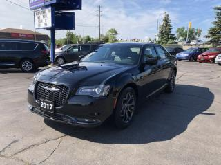 Used 2017 Chrysler 300 S LEATHER/AWD for sale in Brantford, ON