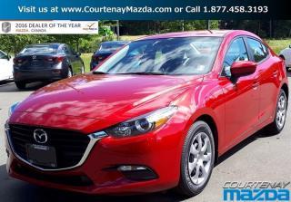 New 2018 Mazda MAZDA3 GX at for sale in Courtenay, BC