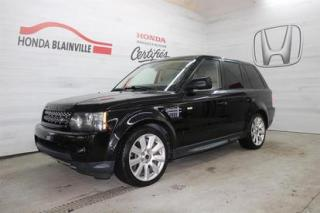 Used 2012 Land Rover Range Rover SPORT for sale in Blainville, QC