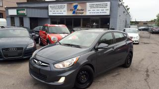 Used 2013 Hyundai Accent GLS P-MOON, BLUETOOTH for sale in Etobicoke, ON