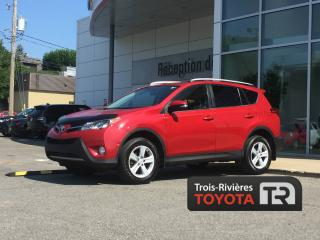 Used 2014 Toyota RAV4 XLE - AWD - CLIM. AUTO - SIÈGES CHAUFFAN for sale in Trois-rivieres, QC