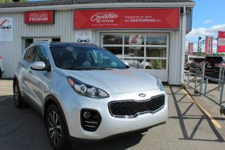 Used 2017 Kia Sportage EX 4 portes TI (fin de série) *Disponibi for sale in Shawinigan, QC