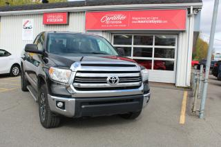 Used 2016 Toyota Tundra SR 5,7 L Double Cab 4RM 146 po for sale in Shawinigan, QC