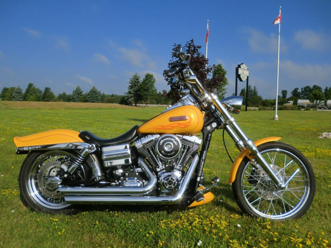 2007 Harley-Davidson Wide Glide FXDWG DYNA WIDEGLIDE