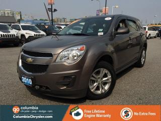 Used 2010 Chevrolet Equinox LS for sale in Richmond, BC