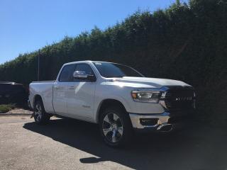 New 2019 RAM 1500 Laramie 4X4 for sale in Surrey, BC
