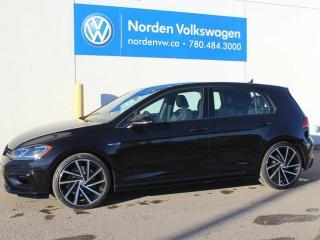 New 2018 Volkswagen Golf R Golf R for sale in Edmonton, AB