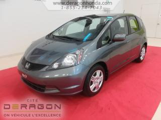 Used 2014 Honda Fit Lx Gar for sale in Cowansville, QC