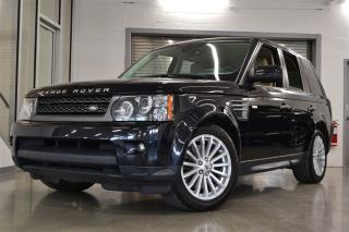 Used 2011 Land Rover Range Rover Sport V8 Hse Nav + Toit for sale in Laval, QC